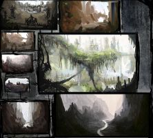 Painter thumbnails by WiredHuman