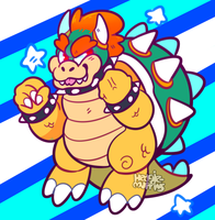 BOWSER VORE GAME by HedgieMuffins