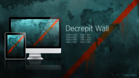 Decrepit Wall by TWPictures