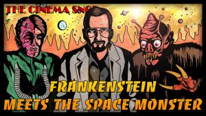 Frankenstein Meets The Space Monster by ShaunTM