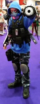 On-site Cosplay - Sat 24th October, 2015 by glazios
