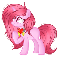 .:Art Trade:. [[Rosalia]] by MLPCrystalHarmony