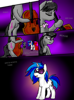 Records and strings : page 1 by kindalkaykay