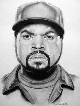 Ice Cube 1 by BranTheDon