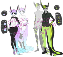 Bamharr September Guest Adopts [CLOSED] by GallowsInferno