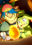 Dofus! by linyuenj