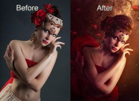 Before and After 61 by FP-Digital-Art