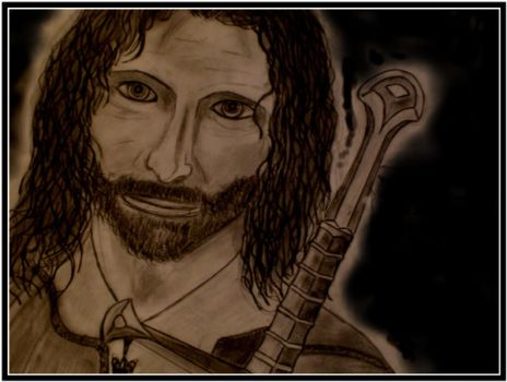 Aragorn by Francis1224