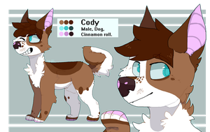 Cody's Ref (Gift) by Ao-No-Lupus