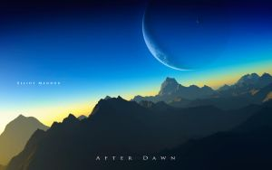 After Dawn by PhotoshopAddict89