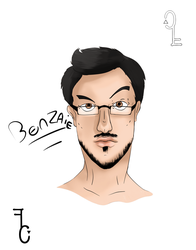 Fan Art for Benzaie by FaridCreator