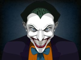 The Clown Prince of Crime by Balsavor