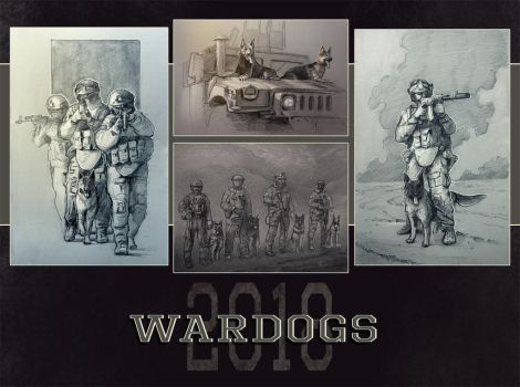 War Dogs by Noldofinve