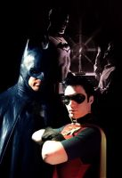 Batman and Robin : The Oath by TimDrakeRobin