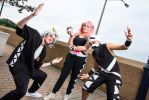 ConnectiCon 2017 - Team Skull, Yo!(PS) 02 by VideoGameStupid
