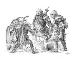 Orcs debate by TurnerMohan
