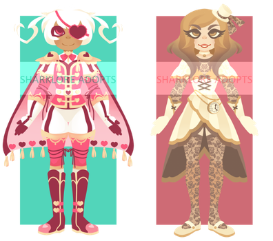 [2/2 Open] Double Adopts by Sharklore