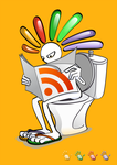 Rss Reader by alixpoulot