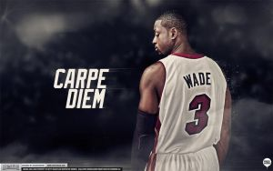 Dwyane Wade Wallpaper by IshaanMishra