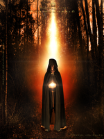 The Pagan V The Hermetic by GeneRazART