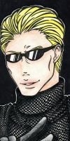 Albert Wesker by Chickenhearted
