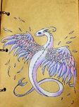 The White Dragon by The-Dark-Fang