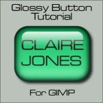 Glossy Button Tutorial by ClaireJones