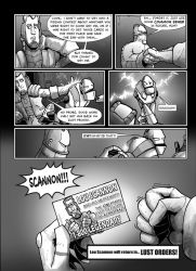 The Wolfman Of Astrotraz pg22 by Drivaaar