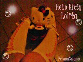 Hello kitty lolita by LuffySwan