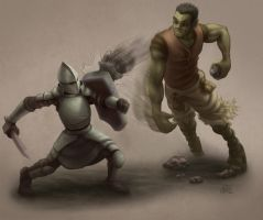 A Load of Barbarians by DenzelAJackson