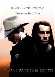 The Lone Ranger and Tonto by arunion