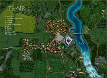 Emerald Falls Hold - Triad Weyrs by Brekke17