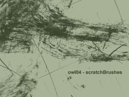 owl04 - scratchBrushes by owl
