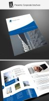 Corporate brochure 4 by demorfoza
