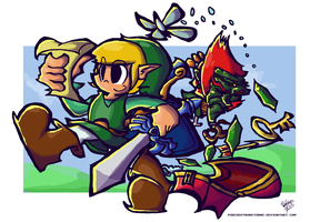 Link by Pedrovin