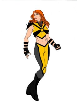 Giganta Redesign! by Comicbookguy54321