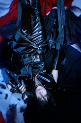 Angel Sanctuary - Lucifer cosplay II by Akitozz6