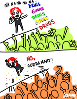 Drugs gimme drugs by isaeway