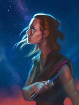 Rey by ManFr0mNowhere