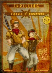 .:Tales of Adventure:. by madmen