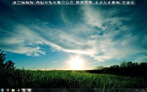 My desktop - November 15, 2009 by k2aven