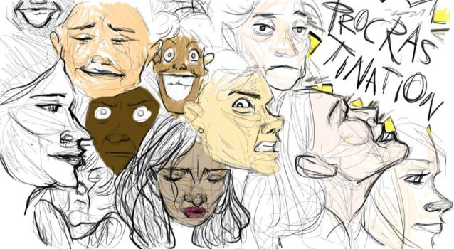faces by fabala-the-artist