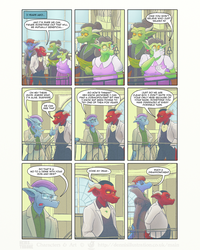Heirs to the Throne - 29 by devillo