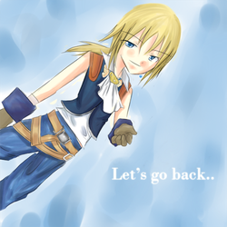 Dissidia : Lets go back by sarafyna-chan