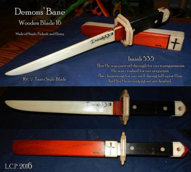 Demons' Bane Wooden Blade 16 by Sathiest-Emperor