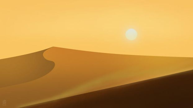 Wanderings: Dunes by wowtheskyisblue