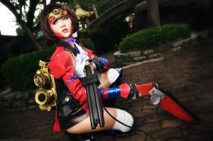 kabaneri no koutetsujou cosplay by kuricurry