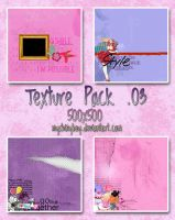 Textures Pack .03 by MyShinyBoy