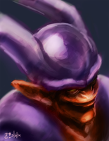J is for Janemba by mazingerpip