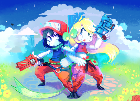 Cave Story by Pinnapop